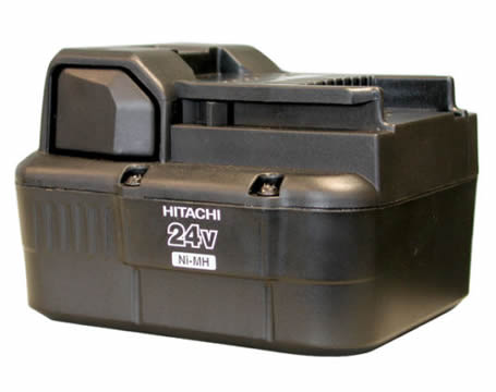 Replacement HITACHI DH 24DVC Power Tool Battery