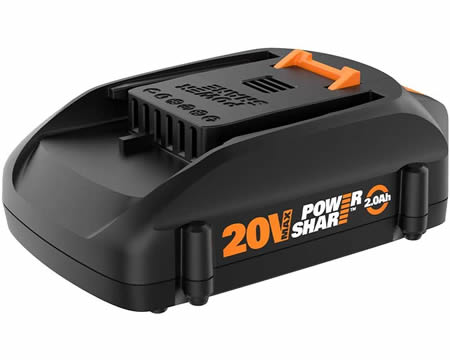 Replacement Worx WG891 Power Tool Battery